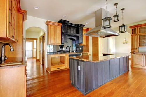 Kitchen remodel with beautiful details